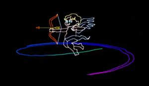 Lasershow - Grafikshow